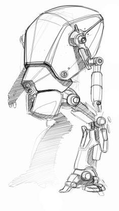 Mech sketch