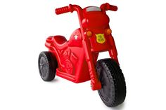Piki Piki : Fantastic trike-bike for toddlers who have outgrown first ride-on toys.
