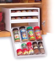 Bed Bath And Beyond Spice Rack Beauteous Spice Rack Organization 101 Found At Bed Bath & Beyondi Have Design Decoration