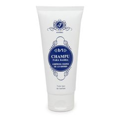Champú para barba, único y exclusivo producto para hombre. 14 € Pint Glass, Beer, Tableware, Products, Moustaches, Beards, Moisturizer, Daily Cleaning, Beard Types