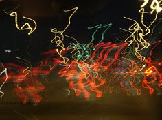 Abstract lights photography by AbbieandPabbie on Etsy, $25.00