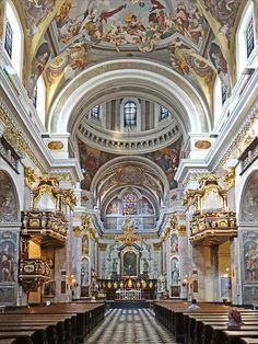 Roman Catholic, Catholic Churches, Religious Architecture, Modern Architecture, Saint Nicolas, Cathedral Church, Winter Scenery, Christian Church, Place Of Worship