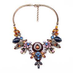 Aliexpress.com : Buy 2014 New Arrival Vintage Flower Crystals Pendant Chain Women Bracelet Elegant Top Brand Quality Jewelry Wholesale Free ...