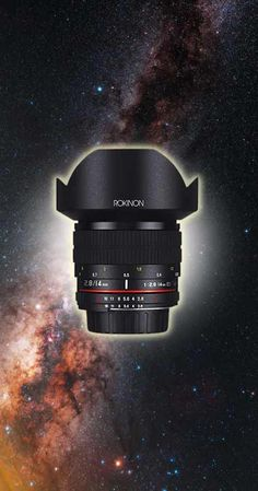 The Rokinon is a manual, ultra wide-angle camera lens that comes in Canon, Nikon and Sony mounting options. The aperture of this lens is a handy feature for those looking to capture images in low light situations. Astronomy Photography, Milky Way Photography, Night Time Photography, Photography Camera, Night Photography, Family Photography, Photography Tips, Travel Photography, Exposure Photography
