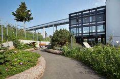 Bilder - Seniorenzentrum Schönthal Restaurant, Sidewalk, Communities Unit, Ground Floor, Gazebo, Garten, Photo Illustration, Side Walkway, Sidewalks
