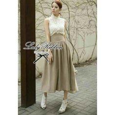 เสื้อผ้าแฟชั่น Lady Andriala Gorgeous and Glam Vintage Set