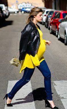 Ms Treinta - Fashion blogger - Blog de moda y tendencias by Alba.: Amarillo Knitwear
