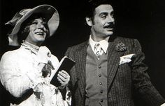 """Jerry Orbach and M. O'Haughy in """"Chicago"""". There is a little bit of good in everyone, isn't there?"""