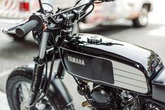 Avec & Co   AVEC – Moto TW125 #17 Tw Yamaha, Yamaha Bikes, Motorcycles, Tw 125, Yamaha Rx100, Tracker Motorcycle, 125cc, Bike Pic, Cafe Racer Bikes