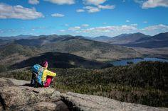 Adirondack Hiking Trails & Map | Franklin County, NY
