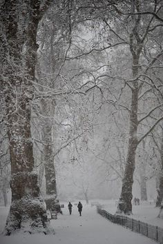 St James Park in the snow, London. Another one of the places I want to se when its snowing like in the picture.