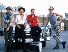 The Clash compuso 'Rock The Casbah' para burlarse de la prohibición del rock. Estados Unidos la distorsionó y la utilizó como un himno de guerra.