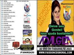 Adalgiza CD Ao Vivo 2015 Completo