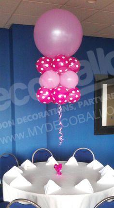 Balloon Decoration, My Deco Balloon Balloon Centerpieces 2