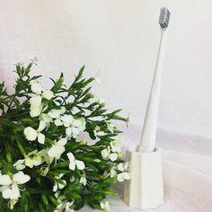 Keypro Antibacterial Diatomite Toothbrush Holder (White) - $9.99.