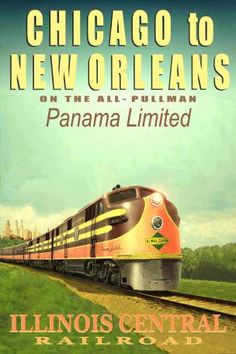 Panama Limited poster for ICRR