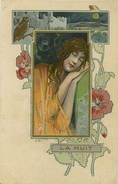 Art Nouveau Style