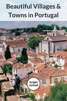 What are the best small towns and villages to visit in Portugal? Europe Destinations, Europe Travel Tips, Amazing Destinations, Travel Abroad, Travel Advice, Travel Ideas, Visit Portugal, Portugal Travel, European Vacation