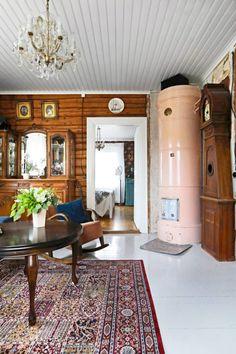 Interior Architecture, Interior And Exterior, Interior Design, Spring Home, Scandinavian Interior, Old Houses, Vintage Decor, Decoration, Beautiful Homes