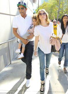Chris Ivery Ellen Pompeo Daughter