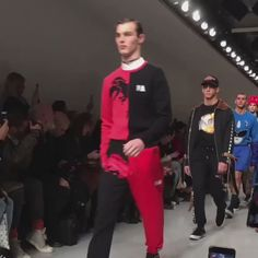 "Joshwa Saint James on Twitter: ""Go go Power Rangers! @bobbyabley #BobbyAbley #LFWM https://t.co/KC2mFYQbr7"""