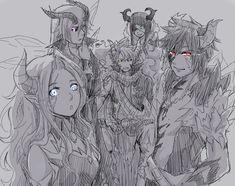 Fairy tail - Demon Slayers But Natsu Is E. Fairy Tail Nalu, Fairy Tail Lucy, Fairy Tail Ships, Fairy Tail Girls, Fairy Tail Family, Fairy Tail Couples, Angel Beats Anime, Illustration Studio, Filles Fairy Tail
