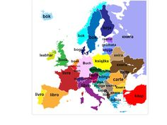 This Children's Literature Map Shows the Best Kids' Books From Europe Best Children Books, Childrens Books, Pippi Longstocking, Ending Story, Tove Jansson, Kids Corner, Children's Literature, Continents, Over The Years