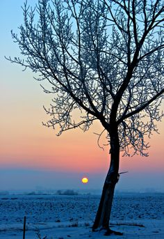 Eastern Oregon Sunrise