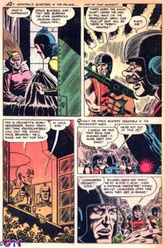 murphy anderson art | Art by Murphy Anderson, who was also doing the Buck Rogers newspaper ...