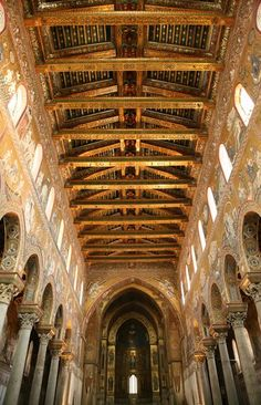 Cathedral of Monreale, Palermo, Sicily