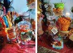 Enchanted Halloween Wedding Ceremony   Historic Cedarwood   All Inclusive Designer Weddings