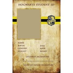 Hufflepuff ID ❤ liked on Polyvore featuring harry potter, hogwarts, backgrounds, extra, hufflepuff, borders and picture frame