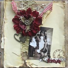 A Project by wustaz from our Scrapbooking Gallery originally submitted 09/12/11 at 11:41 AM