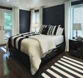 gray and navy bedroom - Google Search