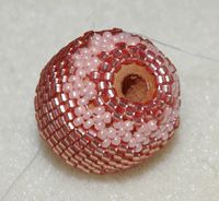 How Do I Cover a Bead with Peyote Stitch? - Daily Blogs - Beading Daily