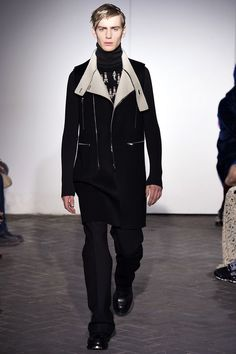 Raf Simons | Fall 2013 Menswear Collection | Style.com