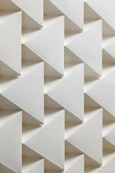 Benja Harney, Australian based paper artist, has a new series of exploration in paper surrounding Platonic Solids. His latest exhibition encompassed making these forms with the use of paper only and NO GLUE! Each miniature paper crafted object interlocks into one another creating stunning patterns