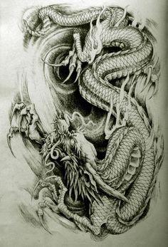oriental dragon design - Pesquisa Google