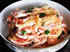 Paleo AIP Korean Kimchi from Flash Fiction Kitchen