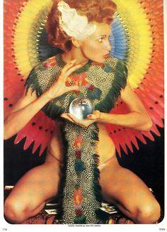 Year: 1973 Model(s): * Photographer: * (Viva Magazine) Designer(s)… Vintage Photos, Vintage Art, Lgbt, Tarot, Film Inspiration, Fashion Inspiration, Evolution Of Fashion, Retro Futurism, Model Photographers