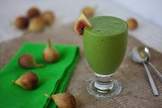 Fig Green Smoothie