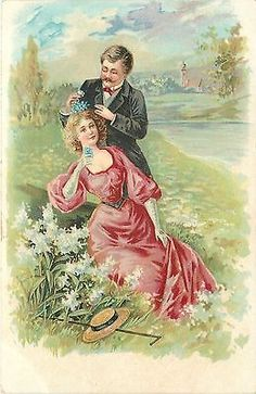 PFB-Elegant-Victorian-Couple-in-Meadow-Gent-Places-Flowers-In-Ladys-Hair-1582