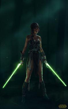 Jedi by rich4rt