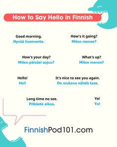 Learning the Finnish Language is Fun and Easy