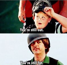 Haha i love this i always feel like telling the umpire this