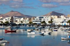 Port Buzz: Check out what it looks like if you cruise to Lanzarote, Spain (Canary Islands) #Photography