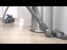 Ultra-Lightweight Bagless Canister Vacuum For All Floor Types. Dyson DC2...
