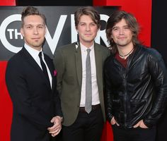 PANTS. MELTING. RIGHT. OFF. | The Hanson Brothers Are All Grown-Up And It's Delicious