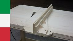 Making a Homemade Table Saw (part 2)