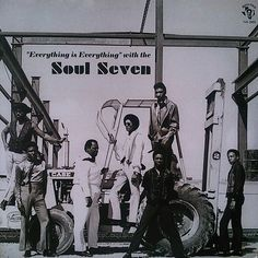 Soul Seven - Everything is everything with the Soul Seven
